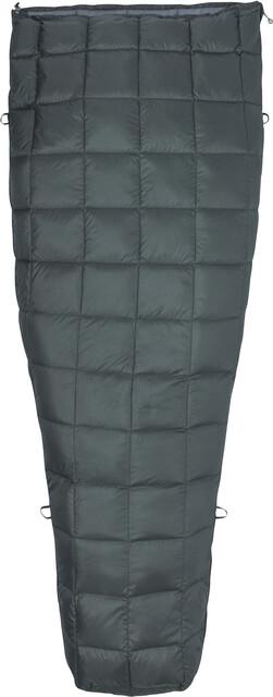 Marmot Micron 50 Sleeping Bag Long Crocodile/Grå Storm